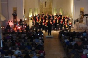 Latin Mass von Matthias Völliger, Gröbentöne& Band, November 2016