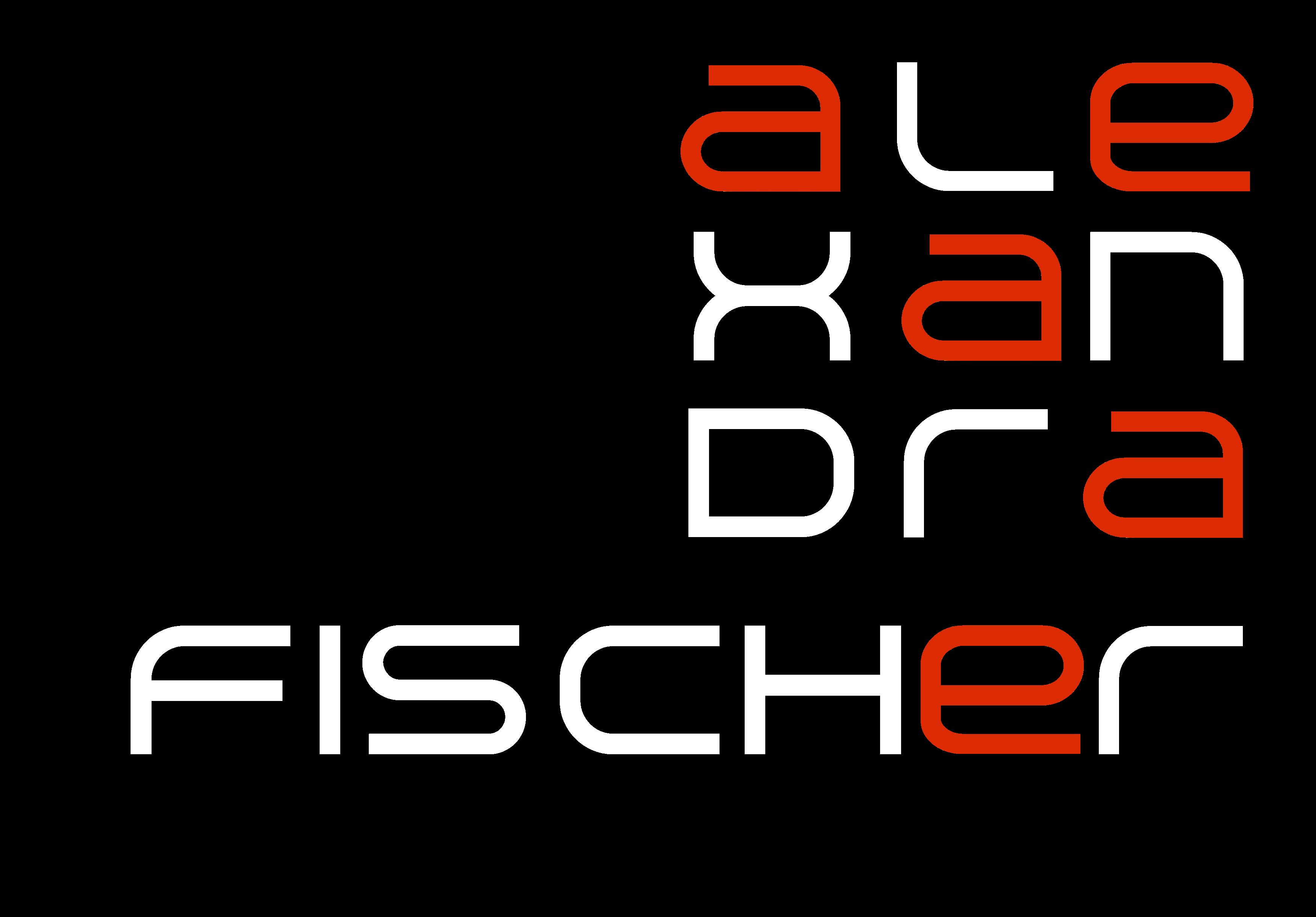 ALEXANDRA FISCHER Logo