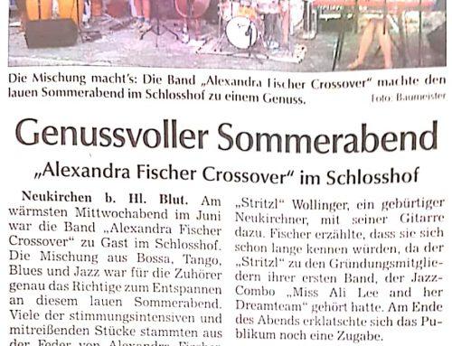 Kötztinger Zeitung – CROSSOVER